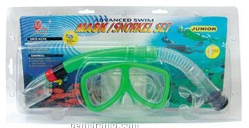 Adult Diving Sets (Mask And Snorkel)