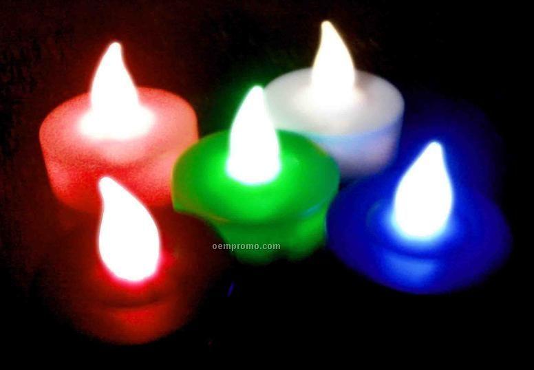 LED Emulation Al Candle