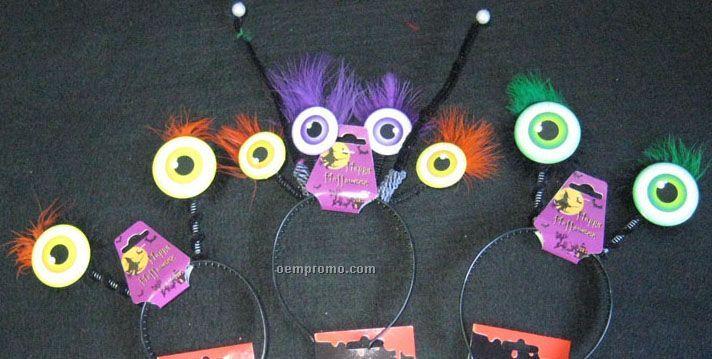 Halloween Google Eyes Headband