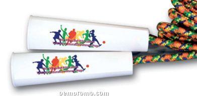 Rainbow Jump Rope - Full Color Digital