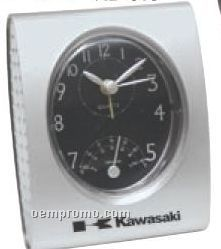 Retro Alarm Clock/ Thermometer