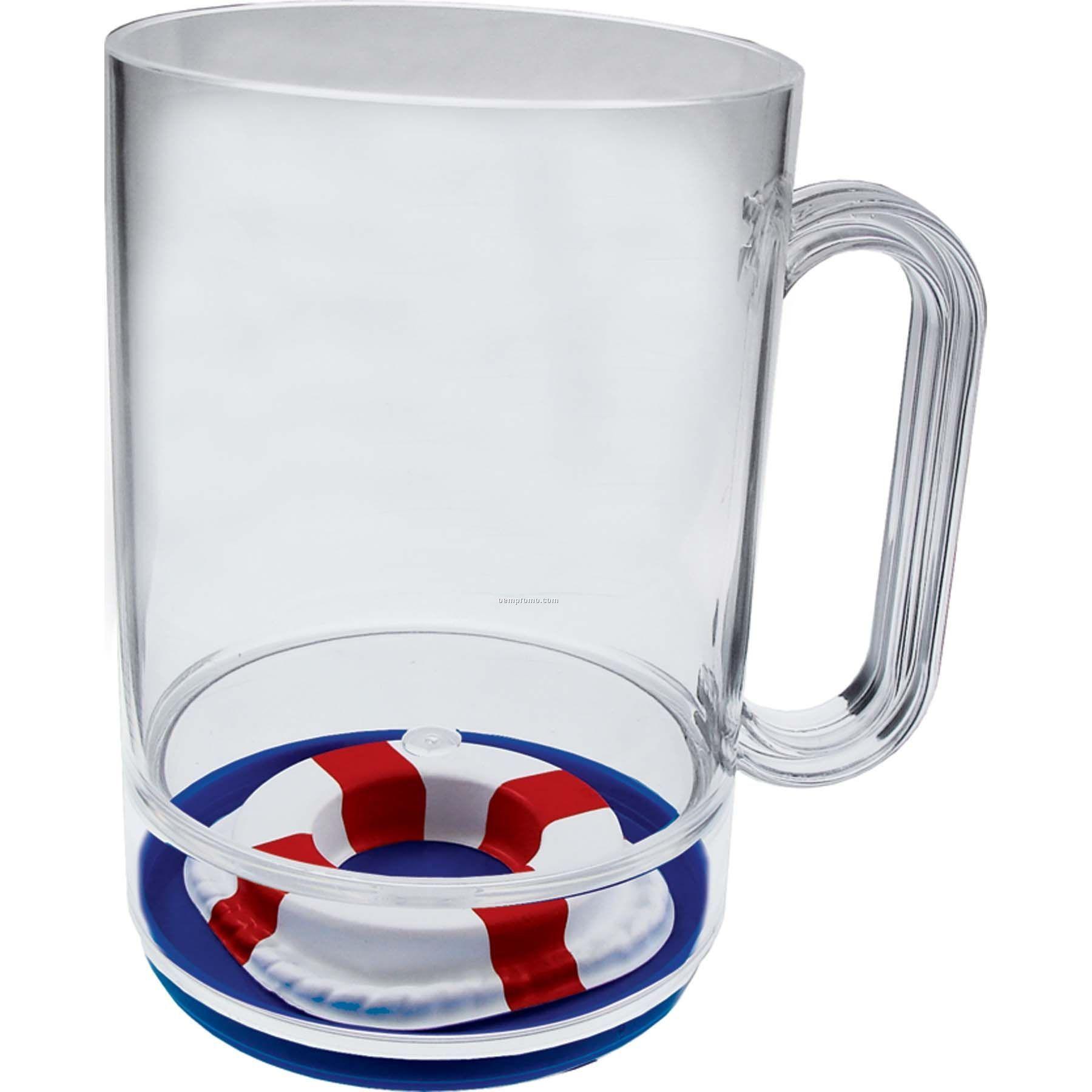 Splash 16 Oz. Compartment Mug