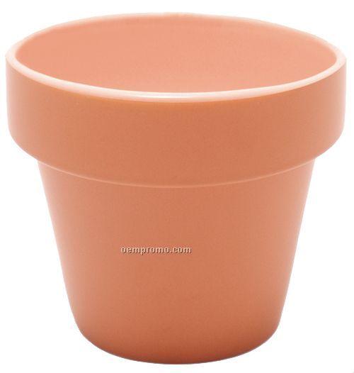 Terra Cotta Matte Saucer For Flower Pot