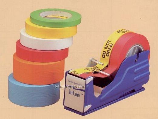 Unprinted Colored Flatback Paper Tape