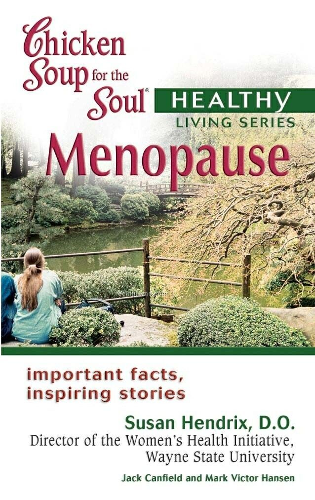 Chicken Soup For The Soul - Healthy Living Series - Menopause