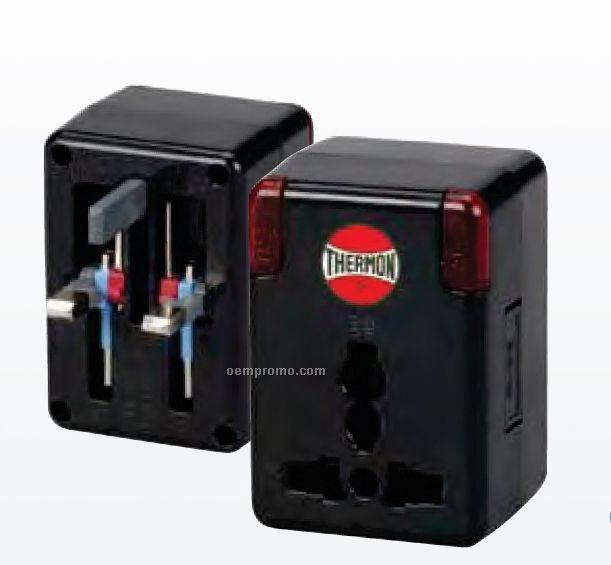 Soren Black All-in-one Adapter
