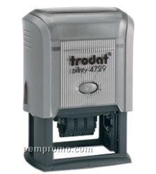 trodat printy dater 4750 how to change date