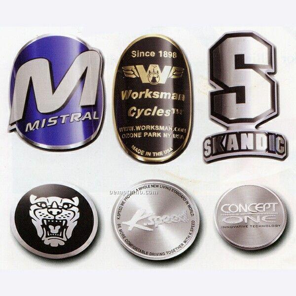 Custom Name Plates & Walking Stick Medallions,China