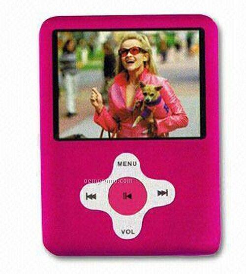 Pink Mp4 Player (4 Gb)