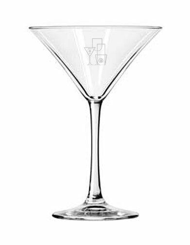 8 Oz. Vina Martini Glass
