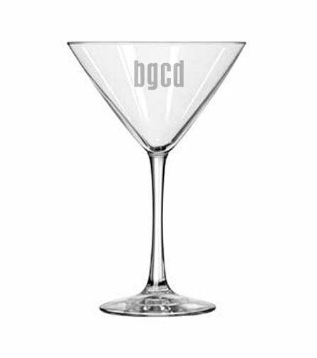 10 Oz. Vina Martini Glass