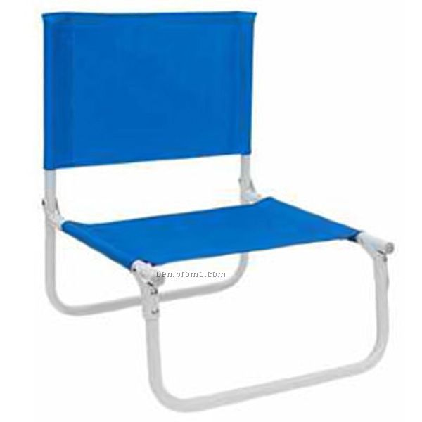 Folding Beach Chair With Carrying Bag