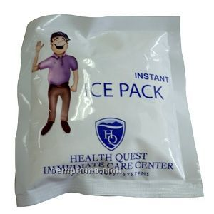 Single Used Ice Packs