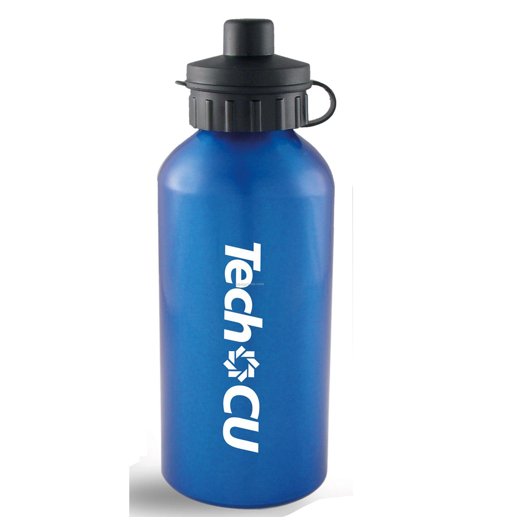 16 Oz. Aluminum Sport Bottle