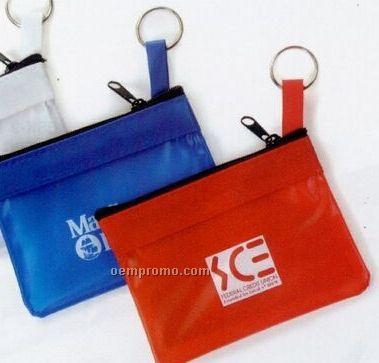 The Companion Key Amp Coin Vinyl Zipper Pouch China
