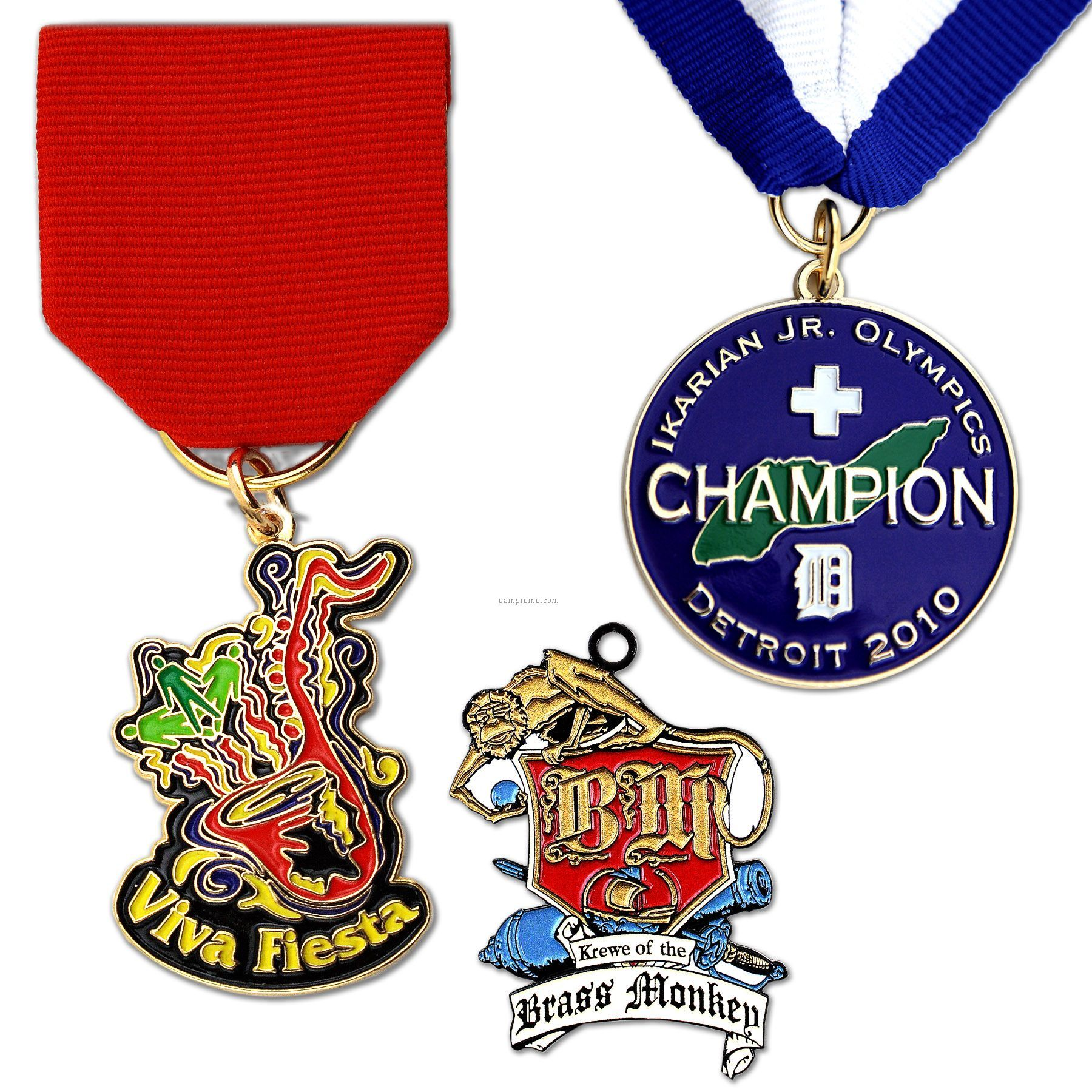 "Die Struck Iron Economy Medal (1-1/4"")"