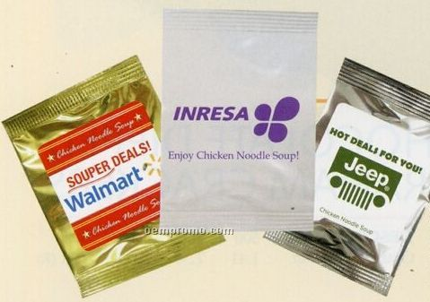 Single Serving Custom Soup Packet