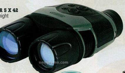 Yukon Digital Ranger 5x42 Night Vision Binoculars
