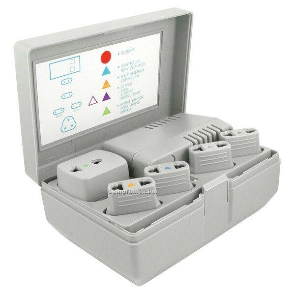 Universal Voltage Converter Kit
