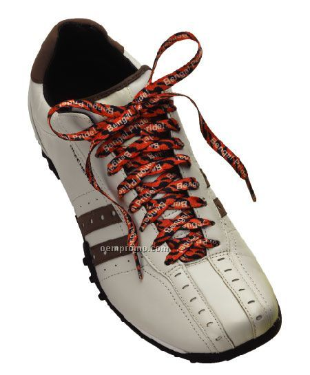 "3/8"" Dye Sublimated Shoelace Pair"