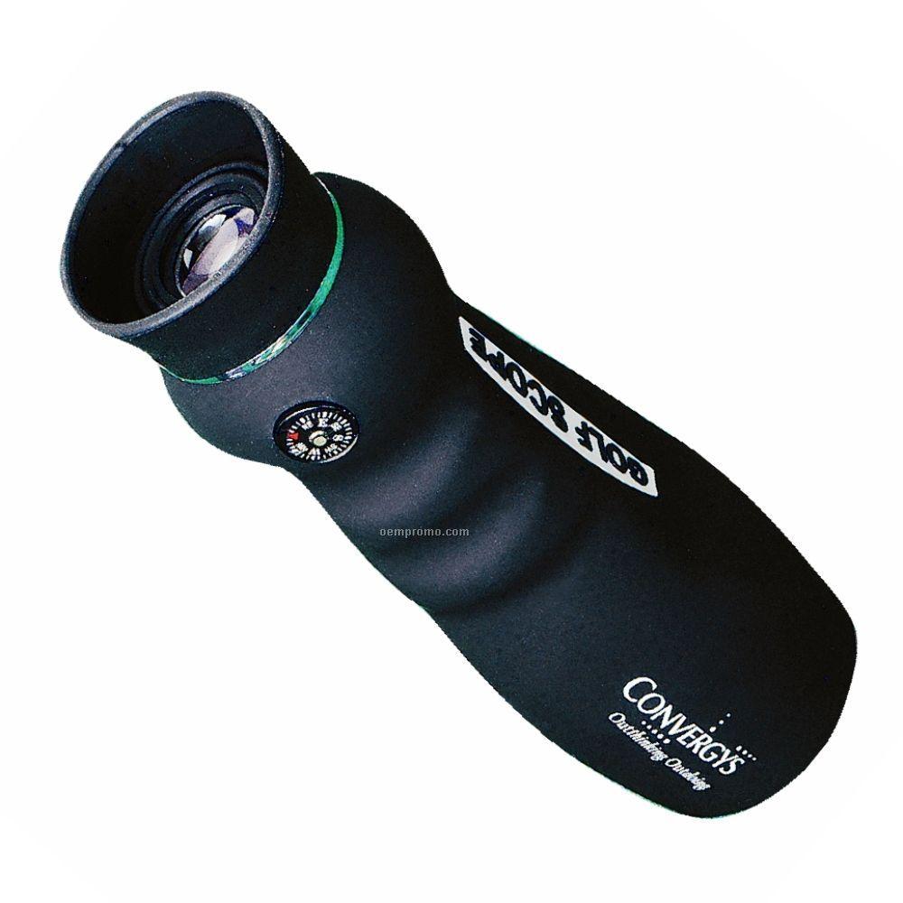 Golf Scope W/ Compass