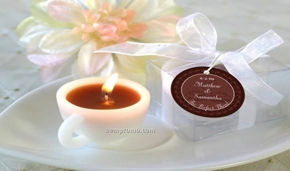 Coffee-cups Candle