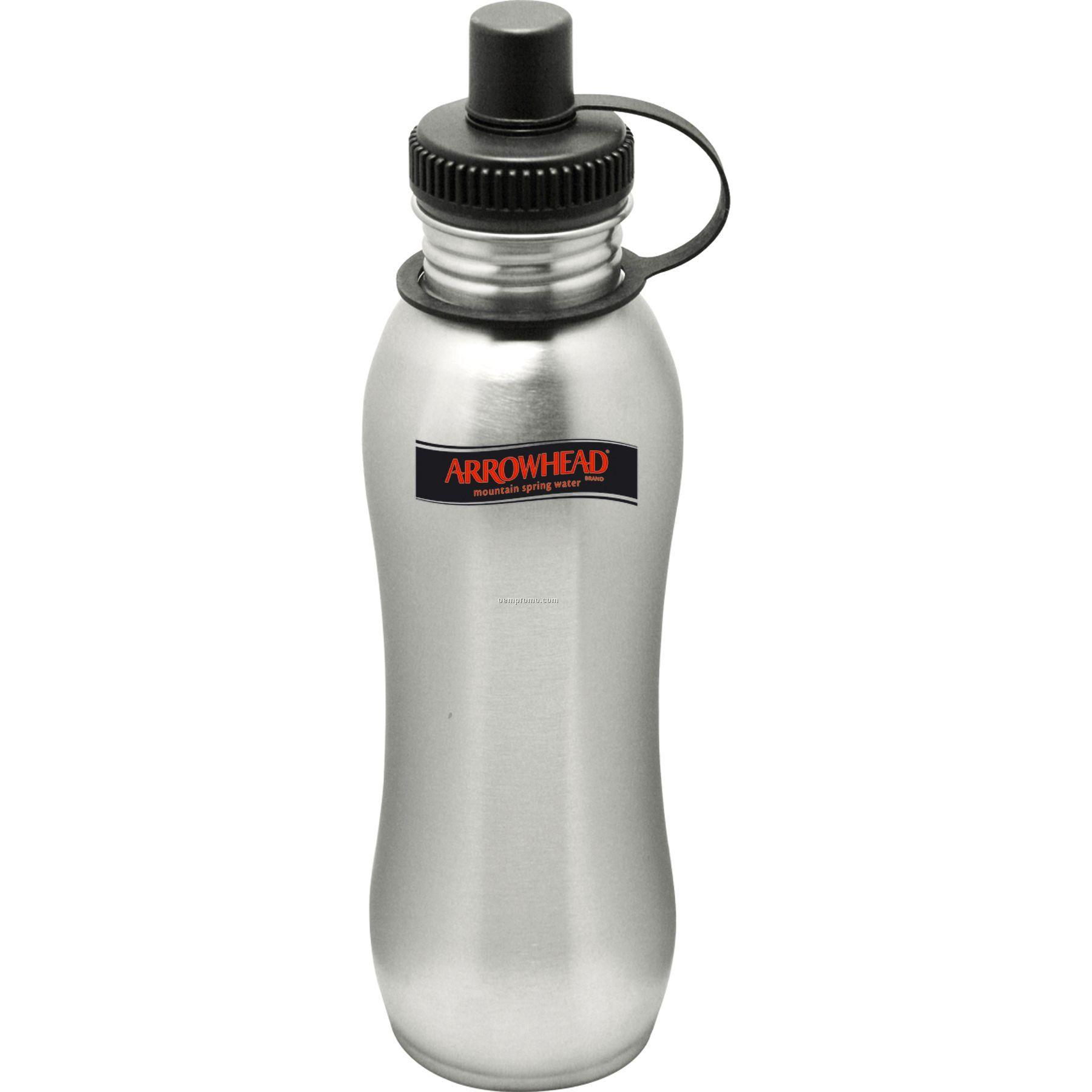Sbs99 - 22 Oz. Stainless Steel Sport Bottle