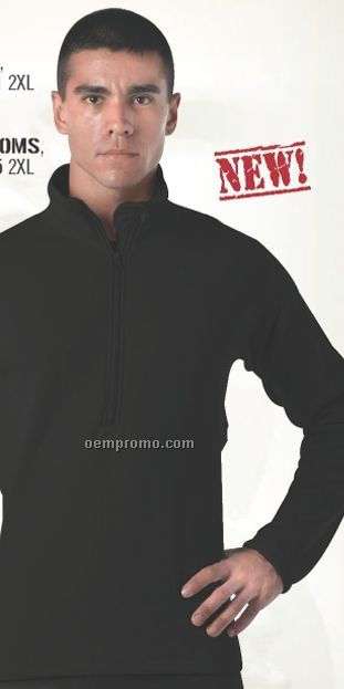 Black Military Ecwcs Generation III Midweight Thermal Underwear Top