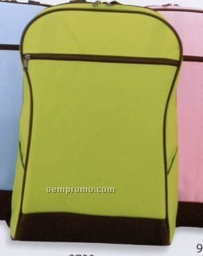 Polyester Pastel Backpack (Blank)