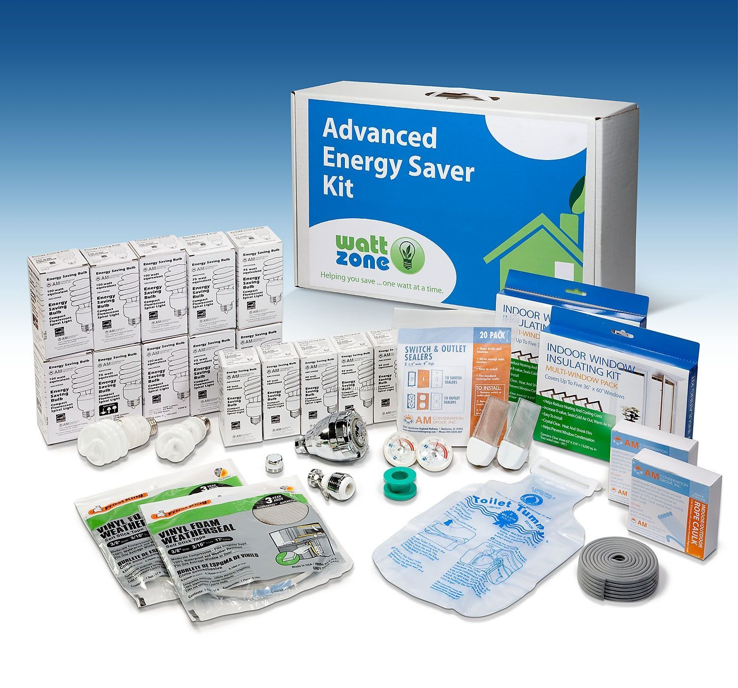 Kits other china wholesale kits other page 9 for Energy efficiency kits
