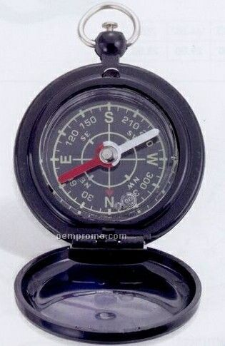 Liquid Filled Plastic Compass