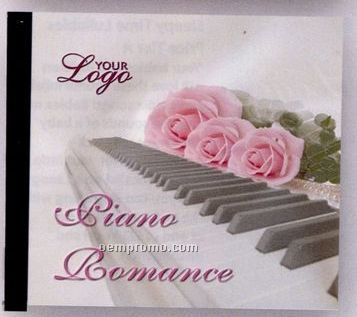 Piano Romance Relaxation Music CD