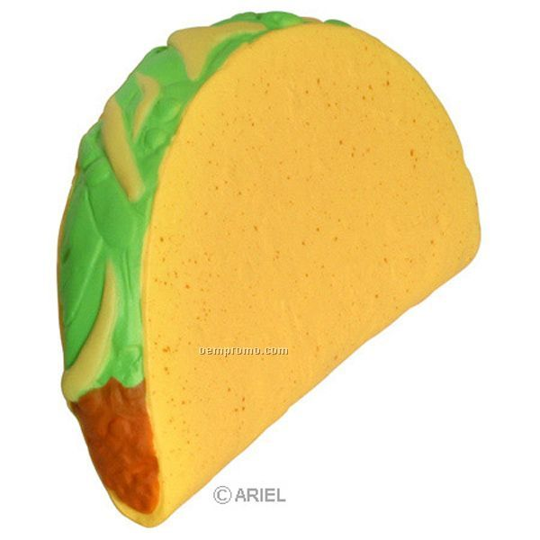 Taco Squeeze Toy