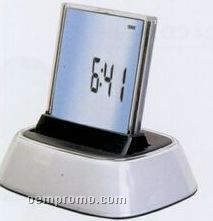 Digital Color Change Clock