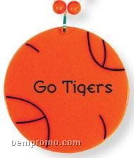Basketball Sport Medallion Necklaces (Printed)