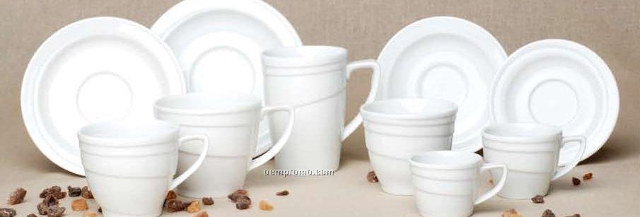 Elan Porcelain Coffee/ Tea Cup & Saucer