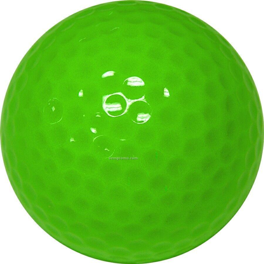Mini Golf Ball Light green golf balls (4 Golf Ball On Tee Clipart