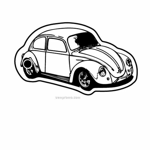 Stock Shape Collection Classic Vw Bug Key Tag