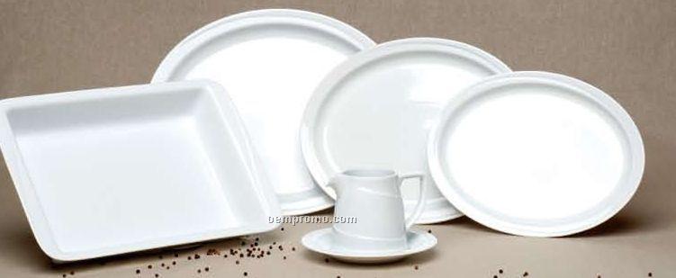 Elan Porcelain Sauce Boat & Saucer