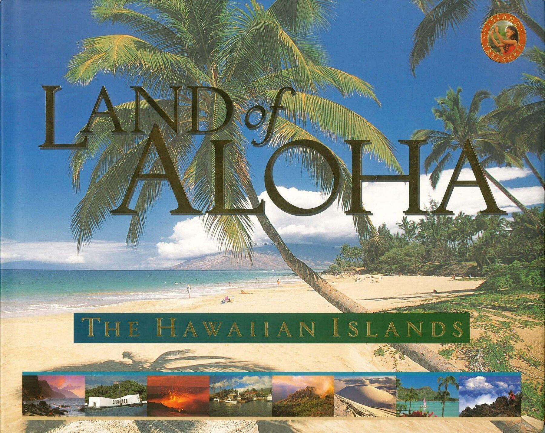 Hawaiian Island Series - Land Of Aloha
