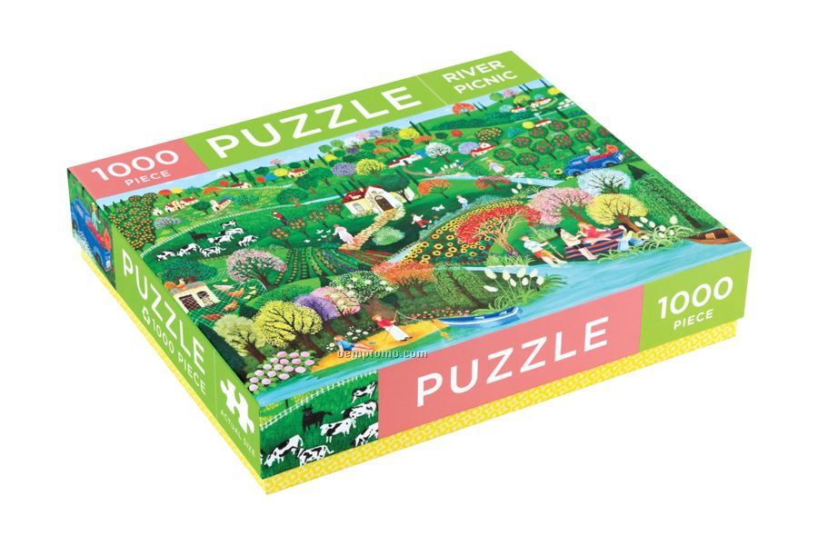 River Picnic Puzzle