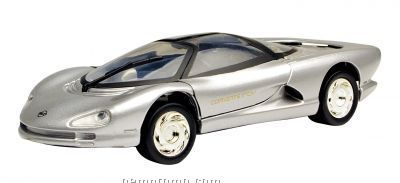 "7""X2-1/2""X3"" Corvette Indy Car"