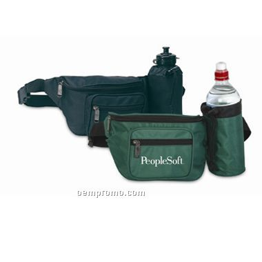 Fanny Pack W/Water Bottle Holder (Screen)