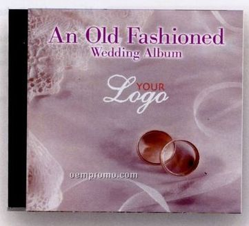 An Old Fashioned Wedding Album Music CD