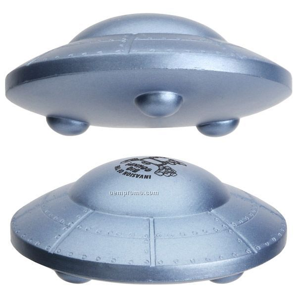 Flying Saucer Squeeze Toy