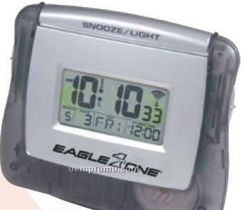 Radio-controlled Budget Alarm Clock