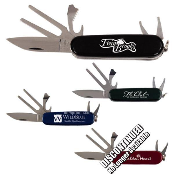 5-in-1 Golf Knife