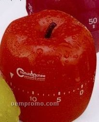 Red Apple 60 Minute Kitchen Timer