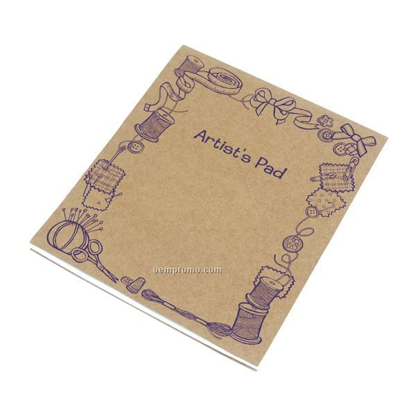 Buttons & Bows Artist's Pads