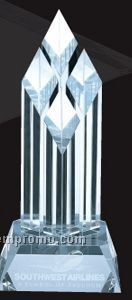 Optical Crystal Superior Diamond Award